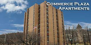 commerce plaza appartments